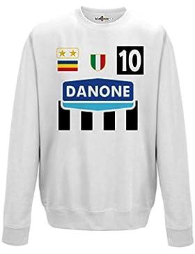Felpa Girocollo Calcio Vintage R