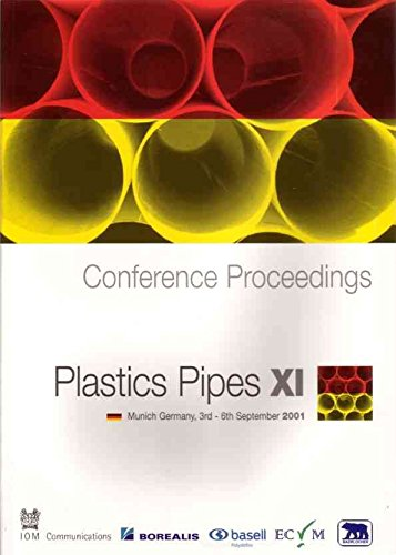 [Plastics Pipes XI] (By: Maney Publishing) [published: October, 2001]
