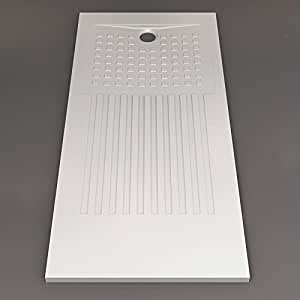 Bac à douche découpable RESIMOUV - 180*80 cm