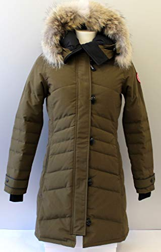 Canada Goose Military Green (Canada Goose Lorette Slim Fit Womens Jacket X Small Military Green)