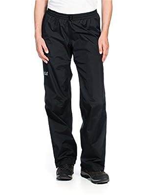 Jack Wolfskin Damen Wetterschutzhose Cloudburst Pants von Jack Wolfskin - Outdoor Shop