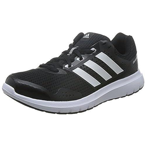 adidas Women's Duramo 7 Running Shoes, Black (Core Black/FTWR White/Core  Black), 6 UK 39 1/3 EU