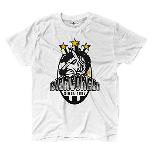 Camiseta hombre zebrus bianconeri ultras Tifo Fútbol