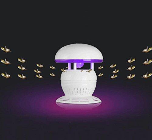 L@CR Karikatur-Photokatalysator-Moskito-Mörder, Nicht Giftige Moskito-Lampen-Elektronische Insekten-Falle Tragbare Fliegen-Zapper, Entwurf Keine Strahlung Zum Baby, Schwangere Frauen