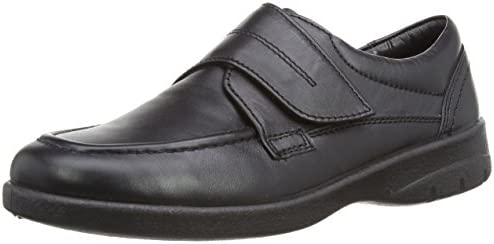 Solar - Mocasines, color Negro, talla 41