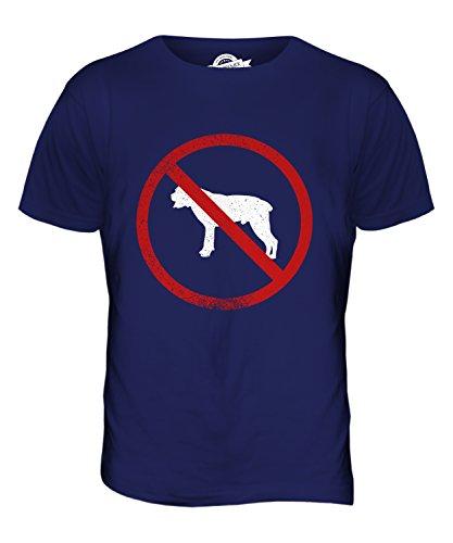 CandyMix Canophobie Herren T Shirt Navy Blau