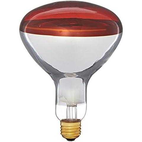 Philips 415836 lámpara de calor 250 Watt R40 bombilla de luz de inundación
