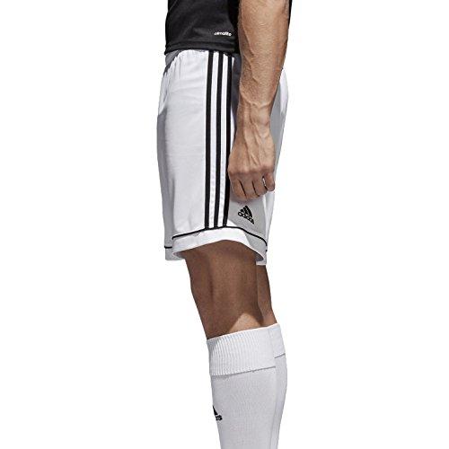 adidas Squad 17 SHO Men s Shorts  White  White Black   L