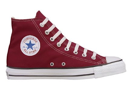 Converse Ctas Core Hi, Baskets mode mixte adulte Marron