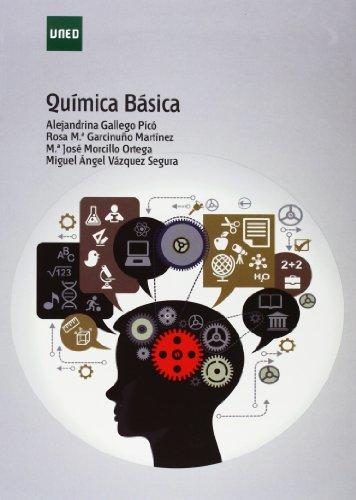 Descargar Libro Química básica (UNIDAD DIDÁCTICA) de Alejandrina GALLEGO PICÓ
