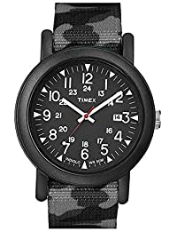 7f02c888d4ef Timex Reloj Unisex Cuarzo analógico Caja de T2N364GB