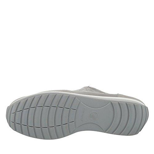 Ara 12-24715-13, Chaussures À Lacets Femme Grau / Metallic