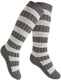 EveryKid - Calcetines hasta la rodilla - Rayas - para niño