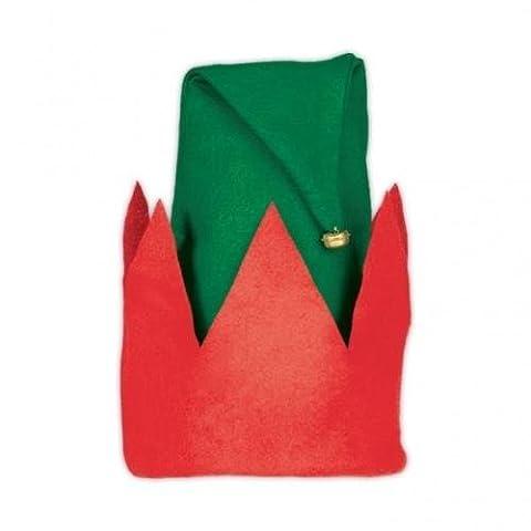 Thanksgiving Chapeaux Pour Adultes - 3x Amscan international Chapeau Elfe