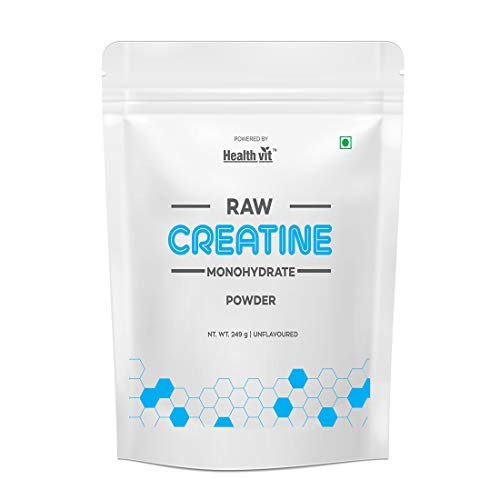 Pure Series Raw Creatine Monohydrate Powder- 249gm Unflavored