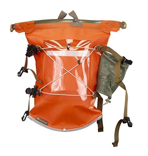 Watershed Dry Bags Aleutian Deck Tasche, Orange -