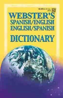 Webster Spanisch-Englisch/Wörterbuch Englisch-Spanisch