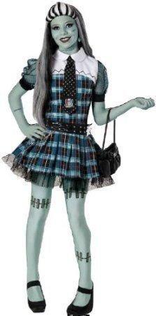 KOSTÜM Monster High Frankies D688 (Erwachsene Kostüme High Monster)