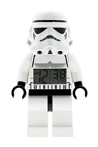 LEGO Star Wars Stormtrooper Figurine Réveil Digital - 9002137