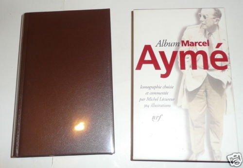 Album Marcel Aymé par Lécureur Michel