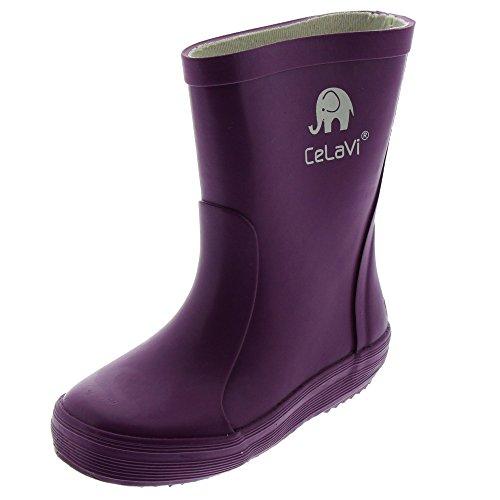 CeLaVi - Bottes Celavi - Basic støvle -ensfv. Violet