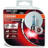Osram ONBU11-DUO Night Breaker Unlimited H11 Duo Box