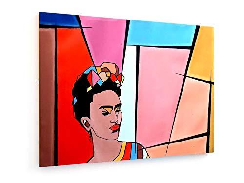 Weewado Alinne França   Frida Kahlo   80x60 cm