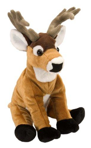 wild-republic-11654-cuddlekins-ciervo-de-peluche-30-cm
