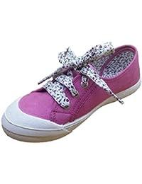 Vul.ladi - Zapatillas de niña lona