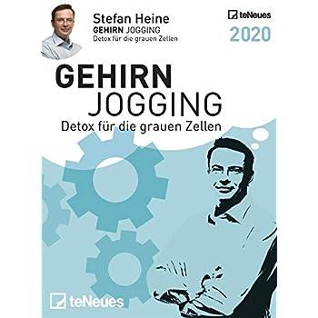 Stefan Heine: Gehirnjogging 2020