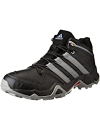 Adidas Men's Iron Trek Leather Leather Trekking and Hiking Footwear Shoes