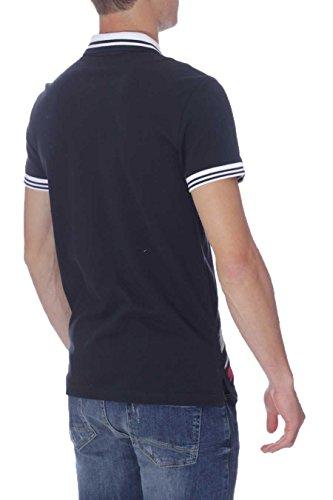 Emporio Armani Herren Poloshirt 1578 Blu Notte