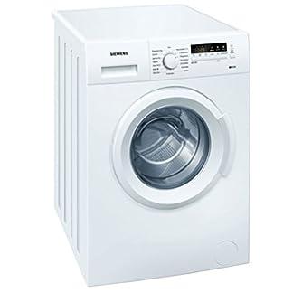 Siemens-WM14B2H2-WaschmaschinenFrontlader-Freistehend-85-cm-Hhe-Modern