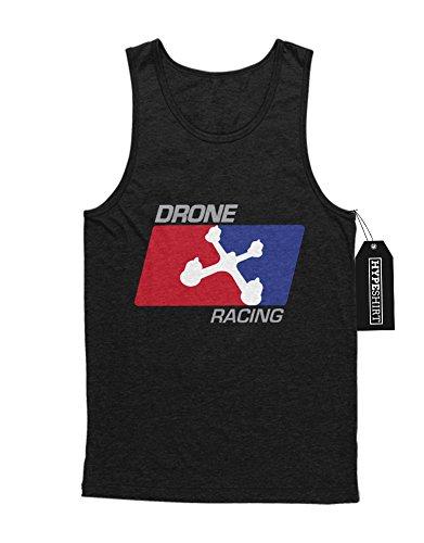 "Tank-Top Drones ""DRONE RACING NBA STYLE"" H970041 Schwarz"