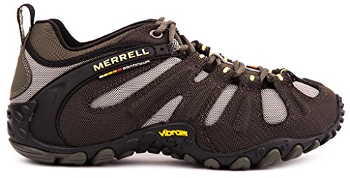 Merrell Schuh Männer Chameleon II Slam, Größe 41.5, oliv (Merrell Herren Schuhe-chameleon)