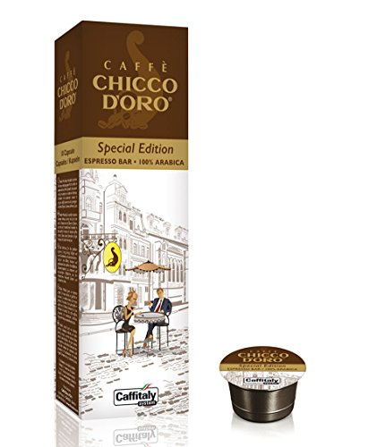 Caffitaly Special Edition ESPRESSO BAR 100% ARABICA Chicco d'oro