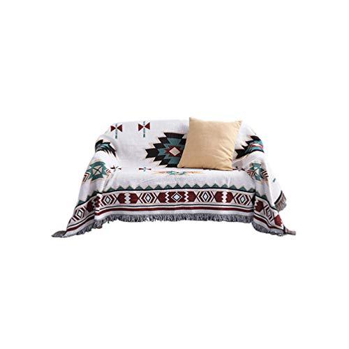 Sofaüberwurf Sofa Überwürfe Anti-Rutsch Sofabezug Sofahusse Sofa Abdeckung In Verschiedene Größe Und Farbe Stil 1 90 * 90cm