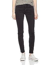 Womens Nos-La Bohemienne-Unforgettable Grey Slim Jeans (Narrow Leg) Scotch & Soda
