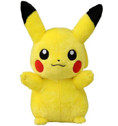 Pokemon 1/1 Pikachu Peluche (japon importation)