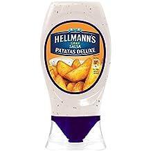 Hellmaann's - Salsa Patatas Deluxe, 250 ml - [Pack de 8]