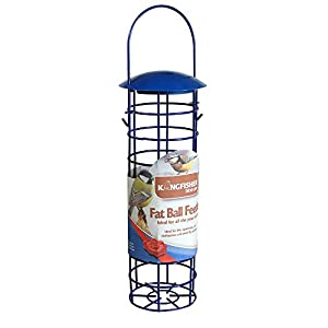 Kingfisher Suet Fat Ball Feeder from King Fisher