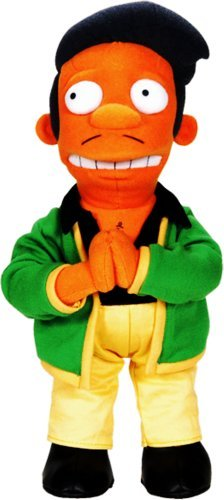 United Labels - The Simpsons Plush Figure Apu 38 Cm by United Labels 1