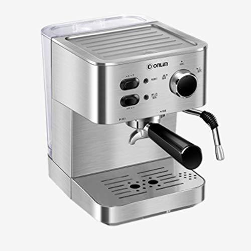 DL-DK4682 Kaffeemaschine Vollautomatische Halbautomatische Kommerzielle Italienische Dampf Edelstahl Kaffeemaschine
