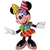 Romero Britto Minnie Mouse PopArt Höhe: 19 cm