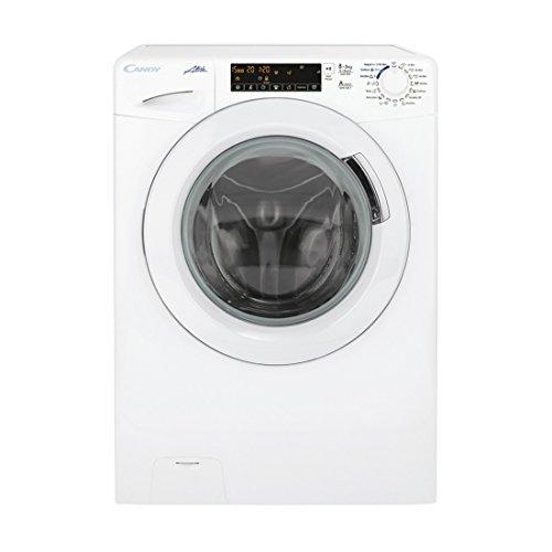 Lavatrice e asciugatrice Candy 485-T MTT 8 kg Confezione da (Scatole Candy Personalizzati)