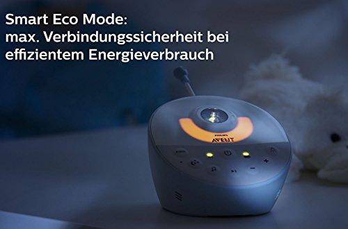 Philips Avent SCD580/00 Babyphone, weiß - 4