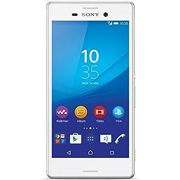 Sony Xperia M4 Aqua Smartphone (12,7 cm (5 Zoll) IPS-Display, 1,5-GHz-Octa-Core-Prozessor, 13 Megapixel-Kamera, 8 GB interner Speicher, Android 5.0) weiß