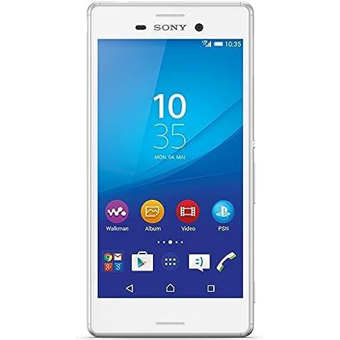 Sony Xperia M4 Aqua 4GB 4G - Smartphone (12,7 cm (5