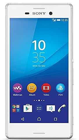 Sony Xperia M4 Aqua Smartphone (12,7 cm (5 Zoll) IPS-Display,