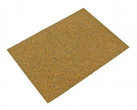 Cork materiale di guarnizione 140mm x 195mm forte 1,50mm [prezzo base 97.07€ per qm]